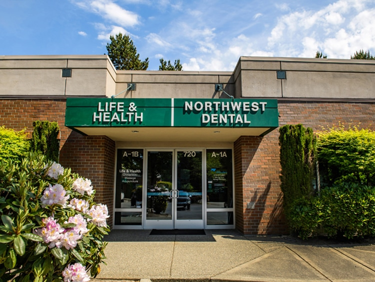 Chiropractic Federal Way WA Office Building